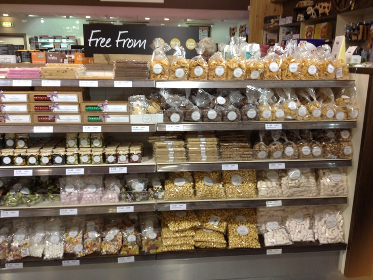 Looking for baking inspiration at Dobbies Garden Centre, Gillingham.