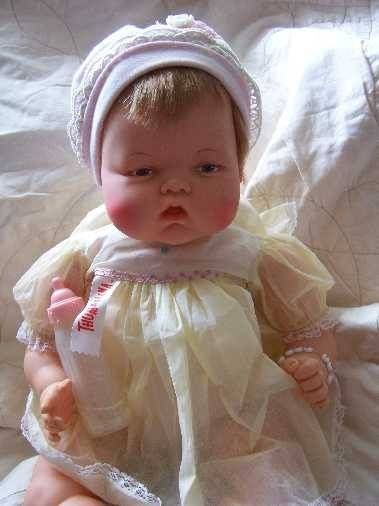 Thumbelina Doll ~ her head would rotate and she would suck her thumb ♥