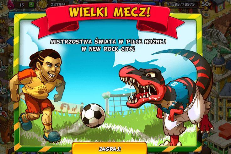 Wielki mecz w Skalnym Miasteczku http://grynank.wordpress.com/2014/06/12/wielki-mecz-w-skalnym-miasteczku/ #gry #nk #skalnemiasteczko