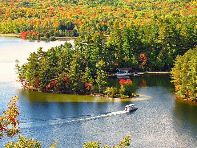 12 places in Ontario to visit for beautiful fall colours