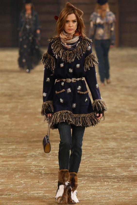 Chanel Paris -Dallas  Pre-Fall 2014 & more luxury Details