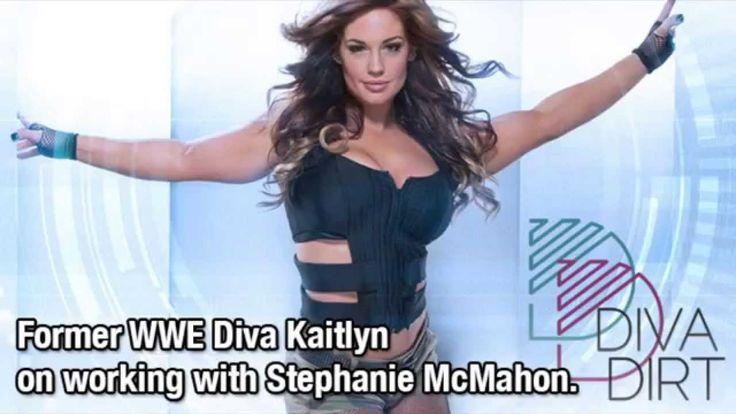 Kaitlyn On Stephanie McMahon Getting Involved With The WWE Divas - StillRealToUs.com