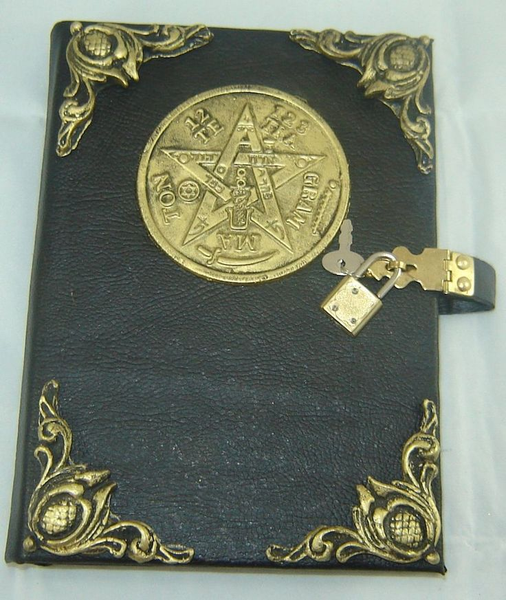 Livro das Sombras Tetragrammaton cod.228