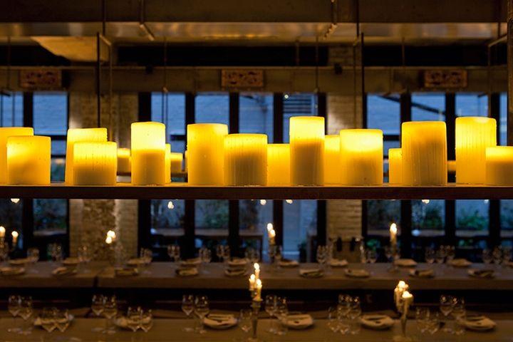 Beast restaurant by designLSM, London   UK restaurant
