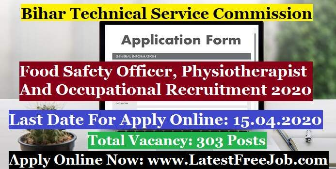 Btsc Recruitment 2020 In 2020 Government Jobs How To Apply