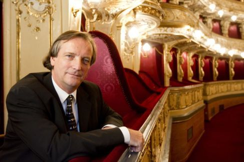 Maestro Oliver von Dohnanyi joins the PRP podium roster.
