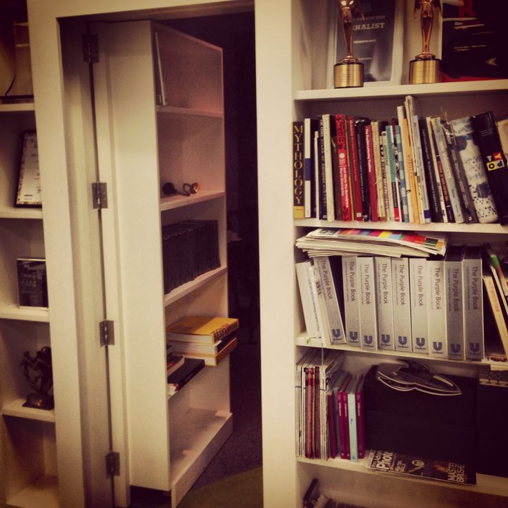 Our secret bookshelf