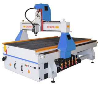 3D wood carving router machine MT-C25B