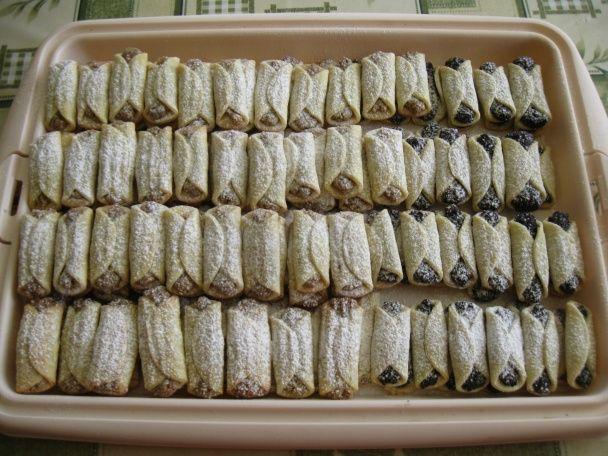 Výborné orechové závitky (fotorecept) - obrázok 6