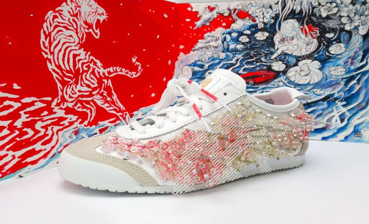 Onitsuka Tiger collaborates with Singapore artists