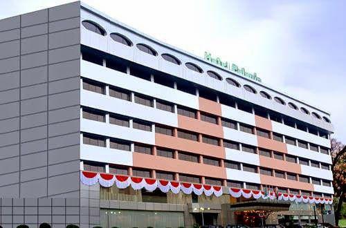 Danau Toba International Hotel Polonia International Airport, Medan.