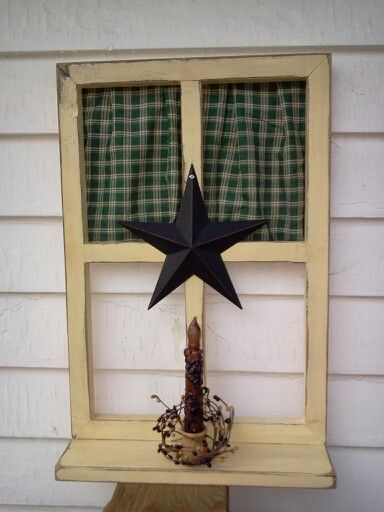 Primitive window