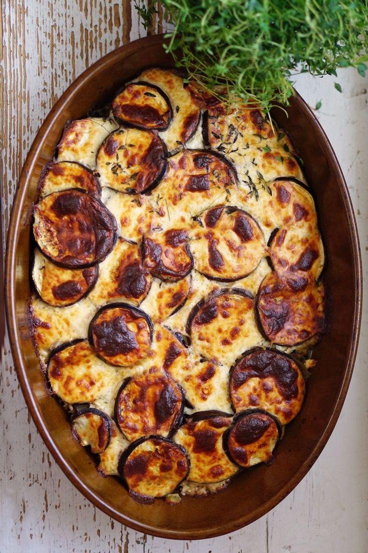 Herkullinen-kasvismoussaka-resepti | Delicious-vegetable-moussaka-recipe