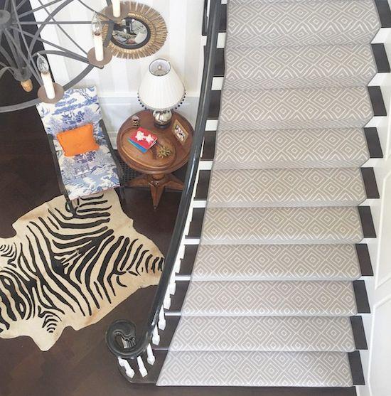 Tacori (by Stark) stair runner