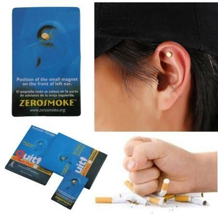 Acupressure Smoking Patch #Acupuncture