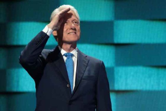 Bill Clintons DNC speech reframed himself as a supporting player in his wifes life