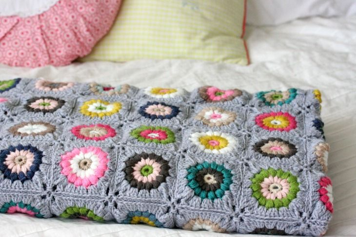 Coco Rose Diaries: Sunshine Day Blanket Ta-dah....