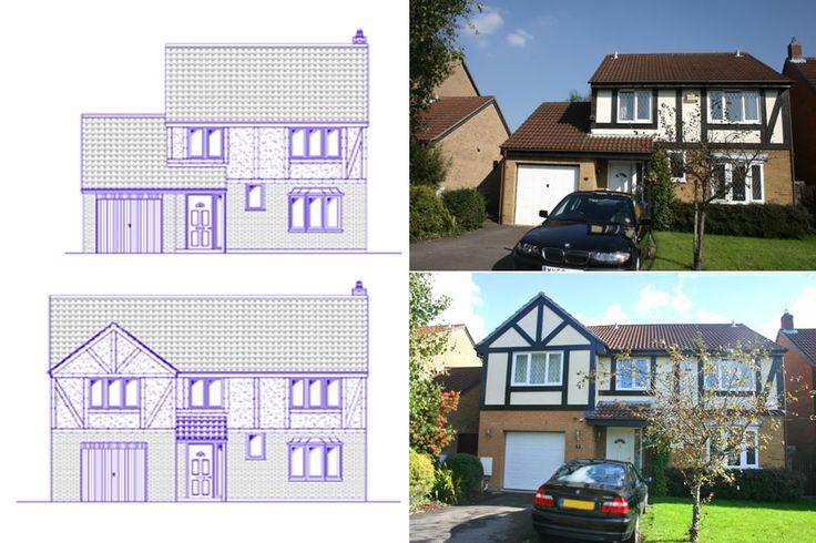 Best 25 garage extension ideas on pinterest garage for Garage extension plans