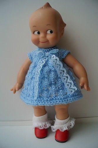 Нарядные радужные платьица для малюток Кьюпи Kewpie dolls ростом 20 см. 2 партия. / Одежда для кукол / Шопик. Продать купить куклу / Бэйбики. Куклы фото. Одежда для кукол