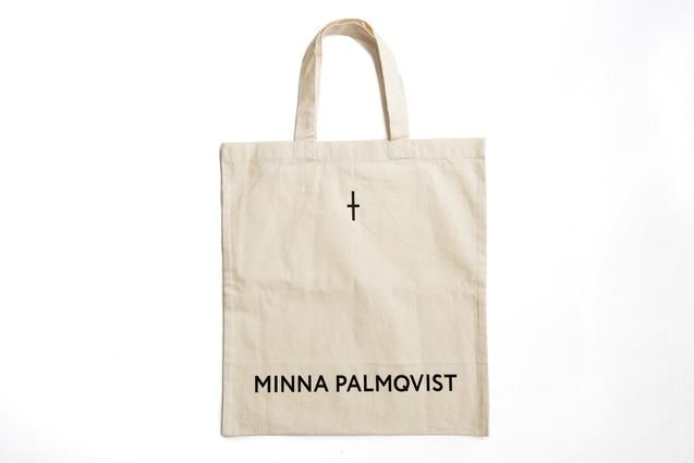Support Minna Palmqvist and get your hands on one of these tote bags.
