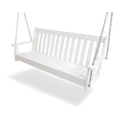 Vineyard 60″ Porch Swing With Chain Kit