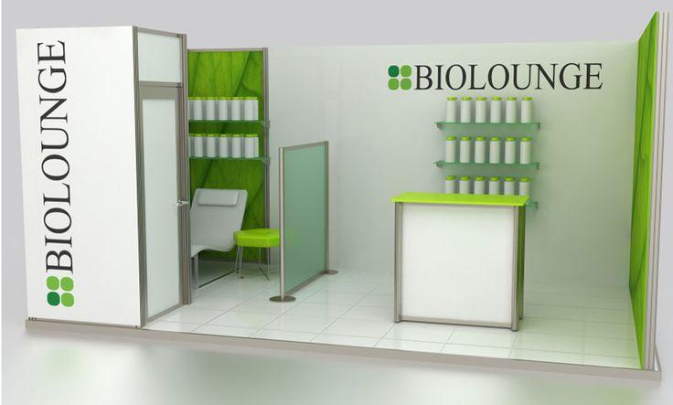 Aluminium Modular Exhibition Stands : Pod exhibition aluminium modular stands m