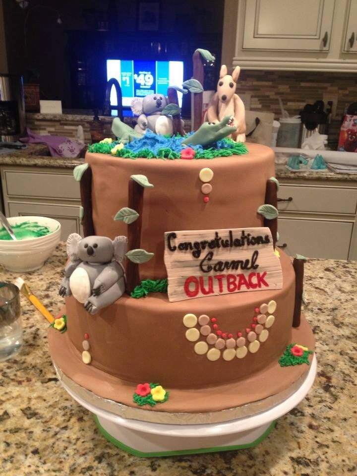 Best images about outback cakes on pinterest birthday