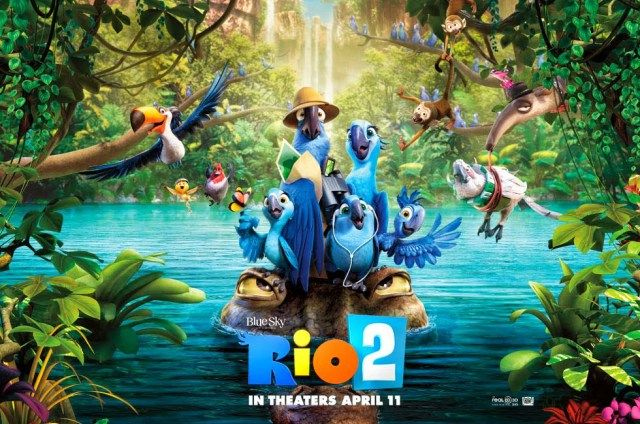 Rio 2 Free Download English and Hindi Dubbed Dual Audio
