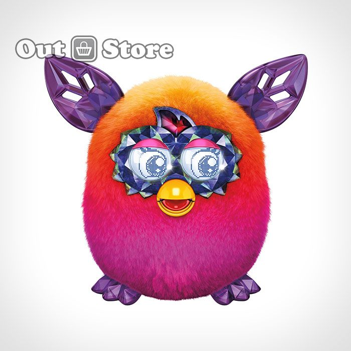 This Crystal Series Furby Boom creature has a mind of its own, and the way you treat your Furby will shape its personality. Description from topchristmastoys.com. I searched for this on bing.com/images