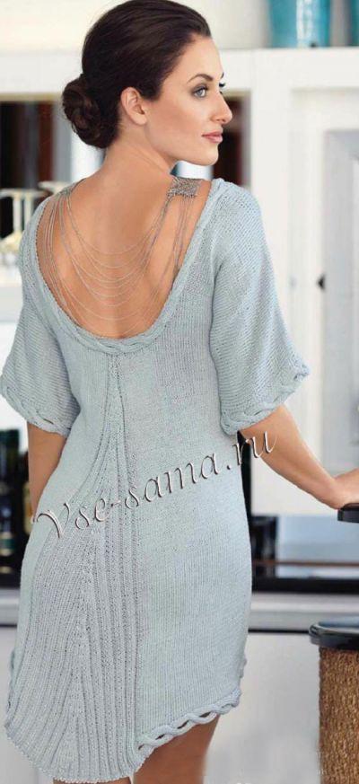 Стильное мини-платье, фото 2