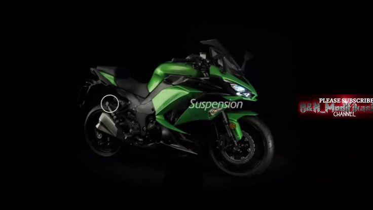 New Kawasaki Z1000 SX Tetap Pertahankan Motor Sport Touring!!!