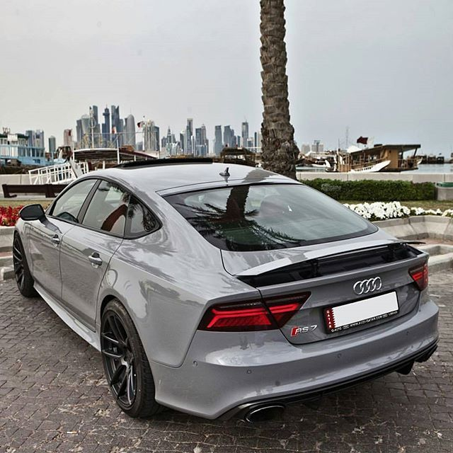 Audi RS7, love this color