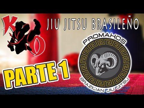 Jiu Jitsu Brasileno / Promahos - Parte 1 - YouTube