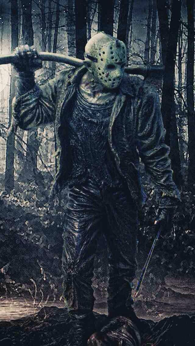 Friday the 13th-Jason Voorhees........................
