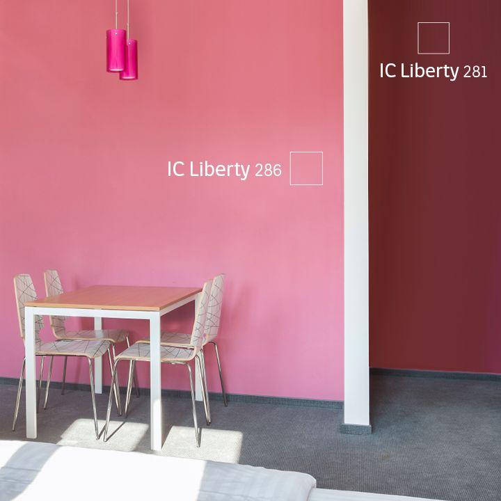 Inspírate en #Liberty, Tendencia 2015 Comex y crea ambientes que provocan comodidad y belleza.#ComexTrends