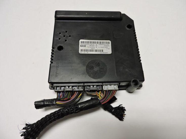 2001 Dodge Dakota Central Timing Module P56049071AG CTM Body Control Module OEM #DAIMLERCHRYSLEROEMDODGEDAKOTA