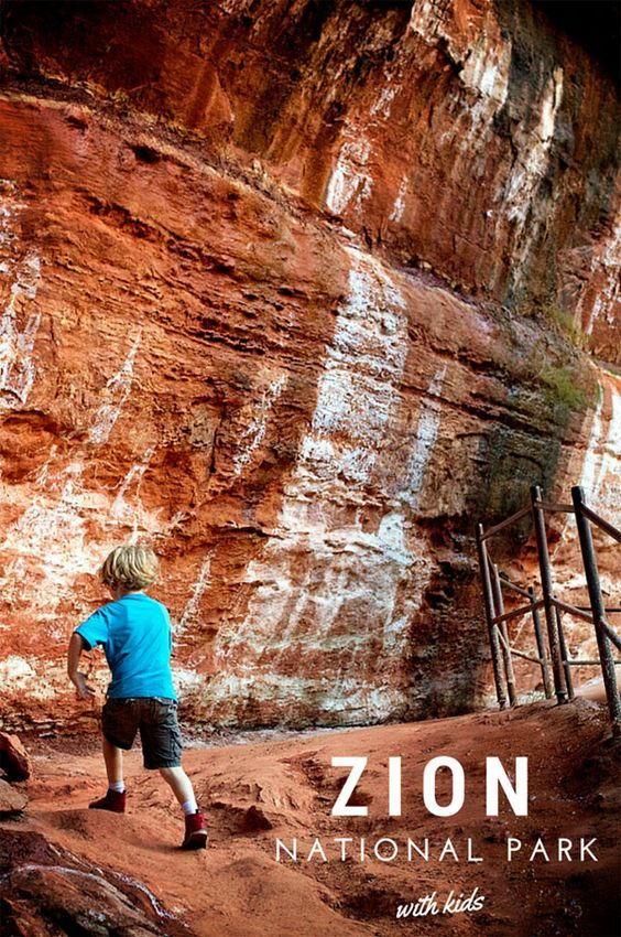 Zion-National-Park-with-kids: Not sure what you can do with kids in Zion. We've taken the guess work out by providing you with the best hikes, drives, what to pack, where to stay and where to eat.