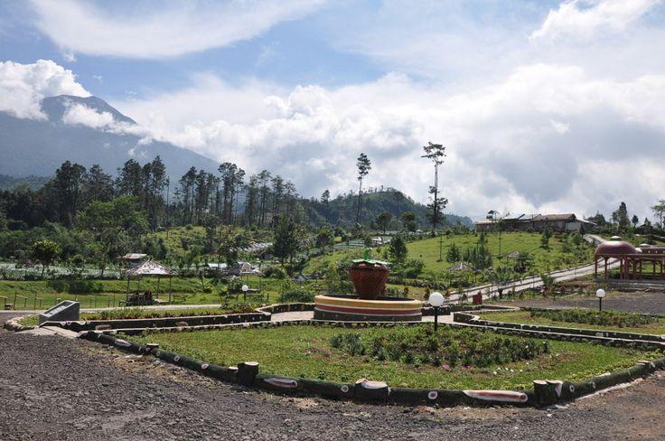 Lembah Asri Serang Purbalingga Rest Area Cantik di Jawa Tengah - Jawa Tengah