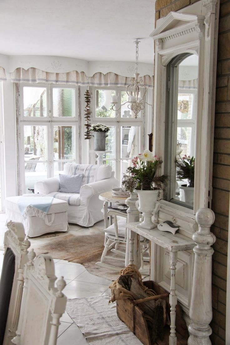 Embrace your inner brit with shabby chic interior design styles and - Shabby And Charme Shabby Chic Per Una Splendida Abitazione Nella Campagna Tedesca