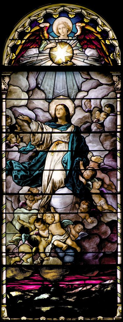 Assumption of our Blessed Virgin Mary - Assomption de la Vierge Marie   Flickr…