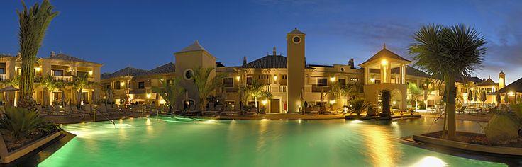 Hotel Marylanza, Playa de Las Amnericas, Tenerife, España. Golf Hotel in Teneriffa. Hotel on the Golf Course of Golf Las Americas