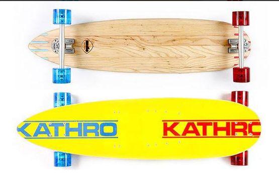 Geri dönüşümlü, vintage ahşap su kayağı! #kaykay #skateboard #skateboarding #recycle #vintage #kliksa #varsayoksakliksa