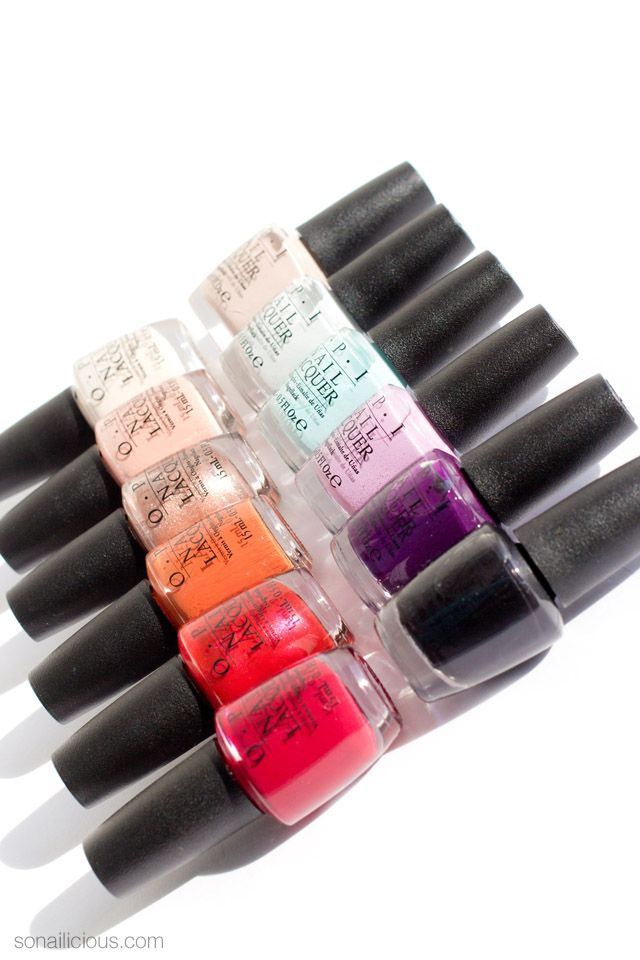 262 best New Nail Polish Collections images on Pinterest