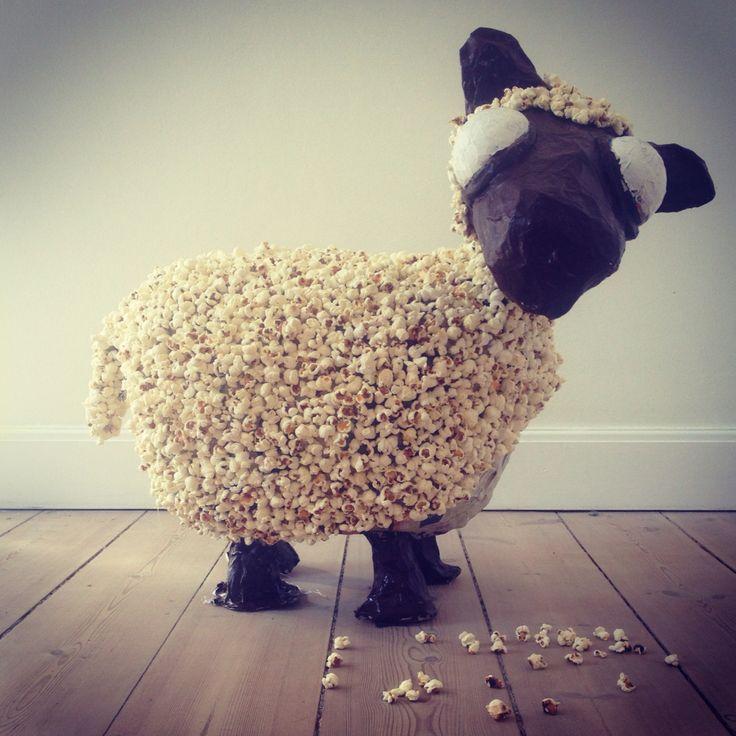 Damdeluxe popcornpet