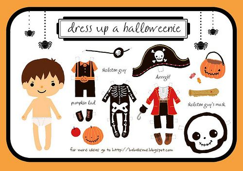 printables: Halloween Paper, Six Sisters, Halloween Costumes, Dresses Up, Paper Dolls, Halloween Printable, Halloween Dresses, Free Printable, Dolls Dresses