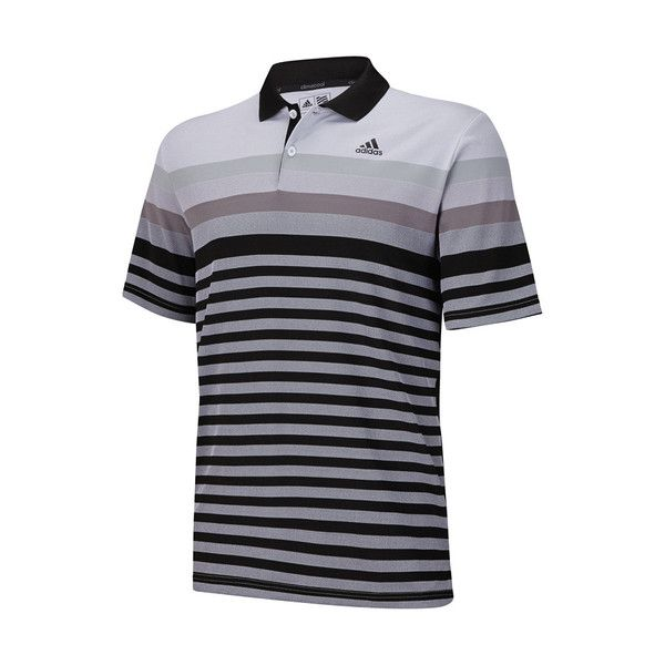 Find Adidas mens golf shirts and more at OnlyGolfApparel, like the ClimaCool  Gradient Birdseye Stripe