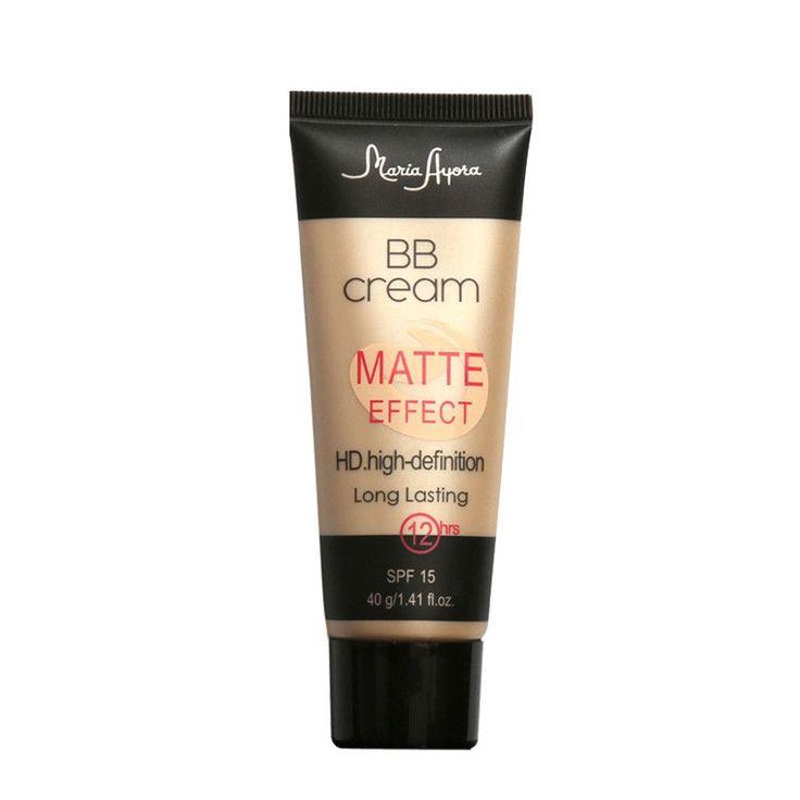 2017 Professional Ladies Make Up Sun Block Matte BB Cream Natural Long Lasting Face Concealer Makeup Base BB CC Cream H2