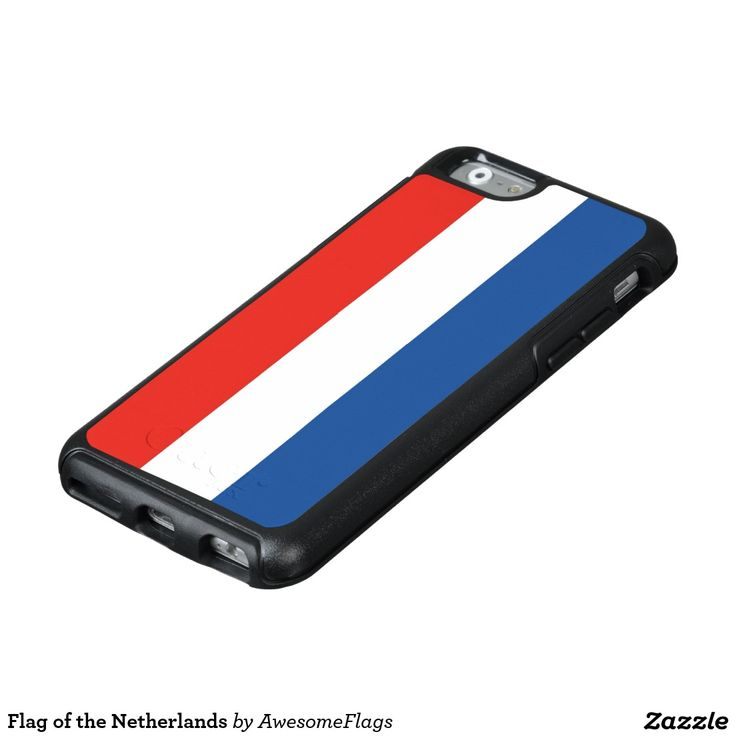 Flag of the Netherlands OtterBox iPhone 6/6s Case
