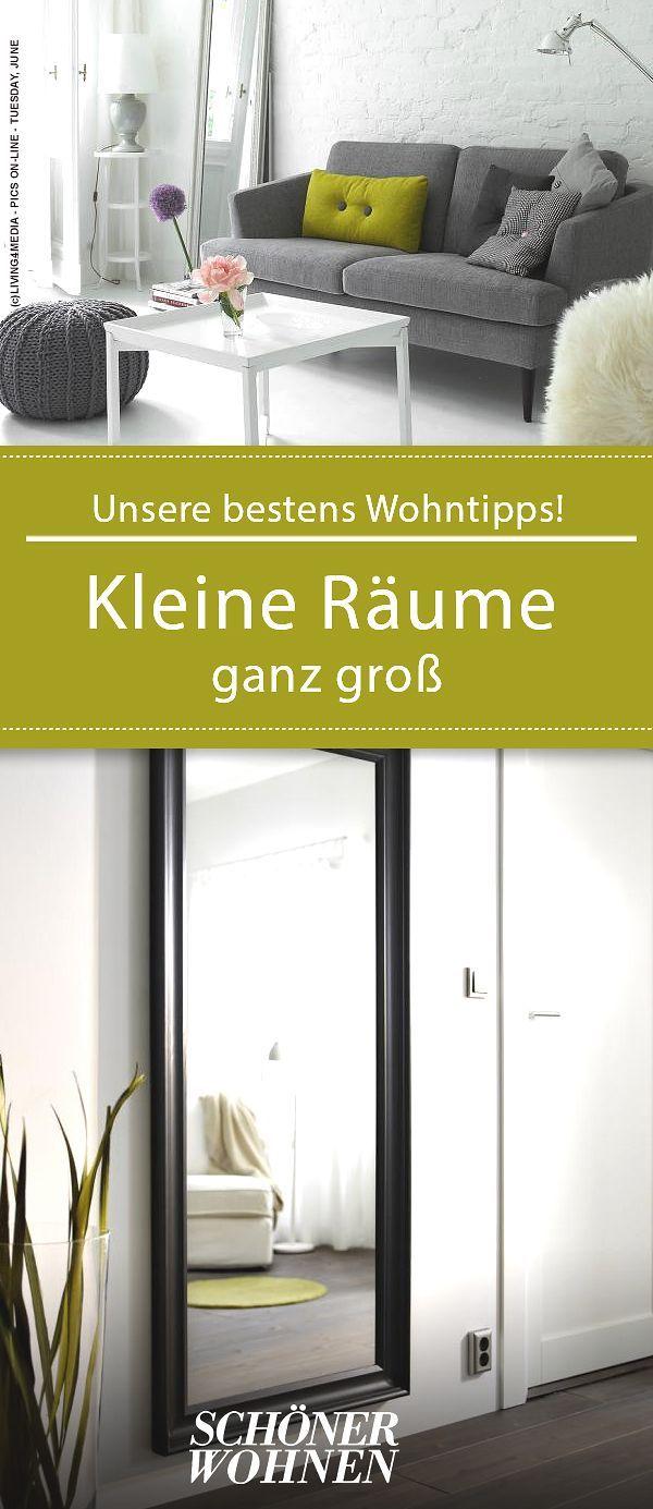 31 best Kleine Räume images on Pinterest   Raum, Schöner wohnen und ...