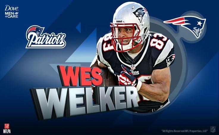 Wes Welker HD Wallpaper